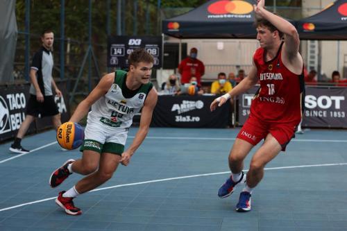 Nuotrauka: FIBA