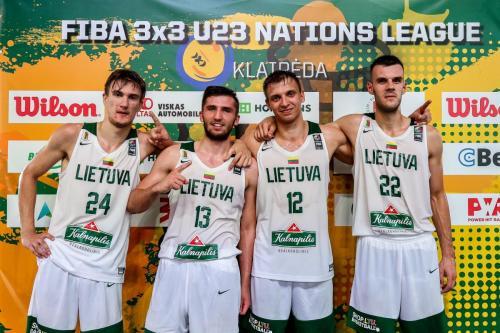 Nuotrauka: Lietuvos 3x3 asociacija