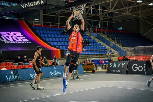 SAVY.LT 3x3 Lietuvos čempionato PRO grupės I etapo finalas
