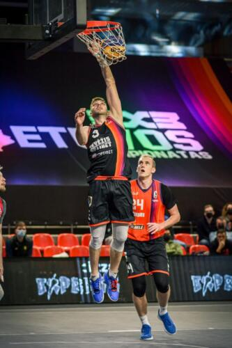 SAVY.LT 3x3 Lietuvos čempionato PRO grupės finalas