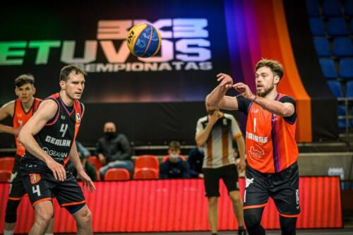 SAVY.LT 3x3 Lietuvos čempionatas | PRO grupė