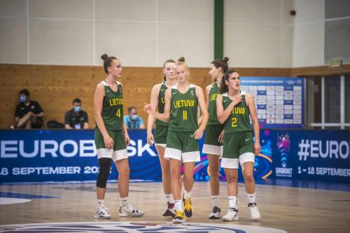 Nuotraukos: FIBA